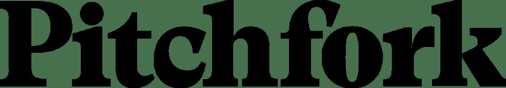 Featured in logo pitchfork
